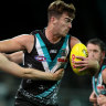 As it happened: Port stun Cats, Lions smash Saints, Dees overrun Freo