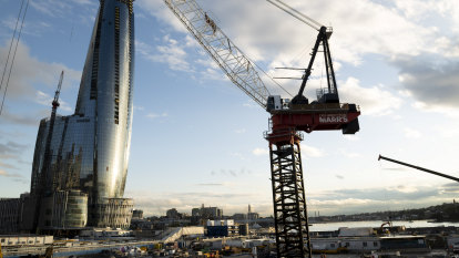 Grocon files new Barangaroo legal suit against NSW government