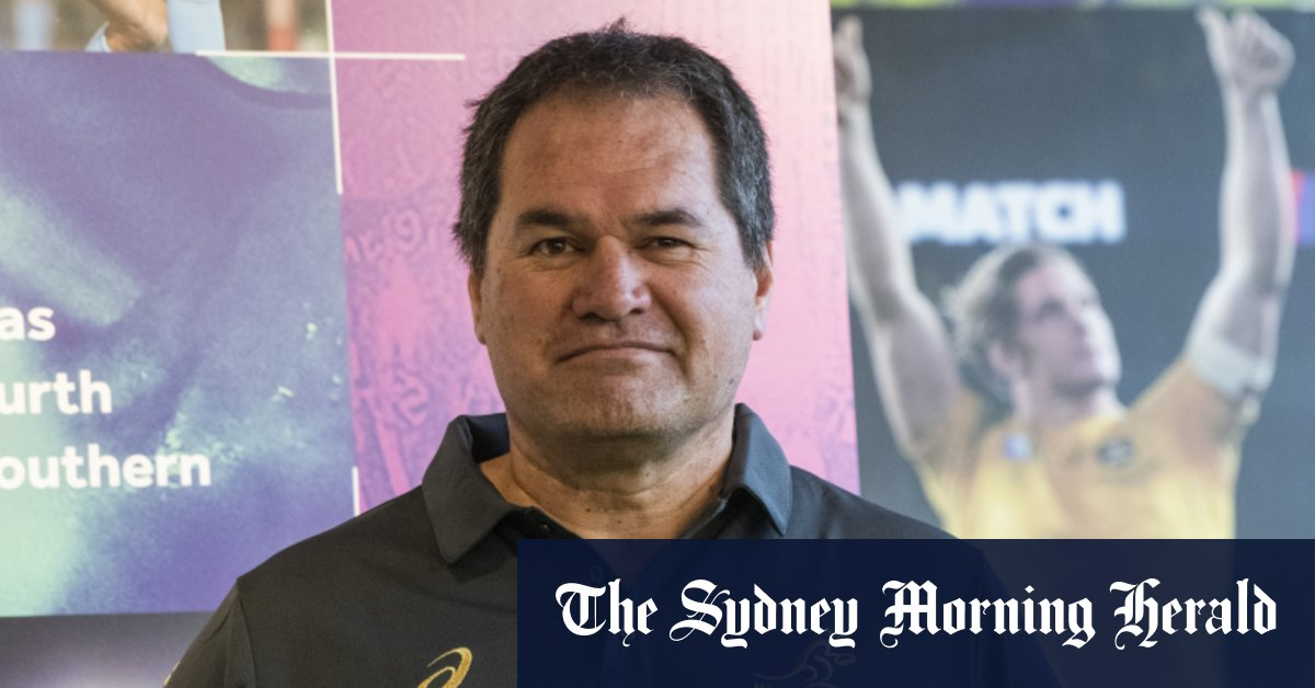 'Unacceptable': Rennie fires up in Australia-New Zealand Bledisloe spat – Sydney Morning Herald
