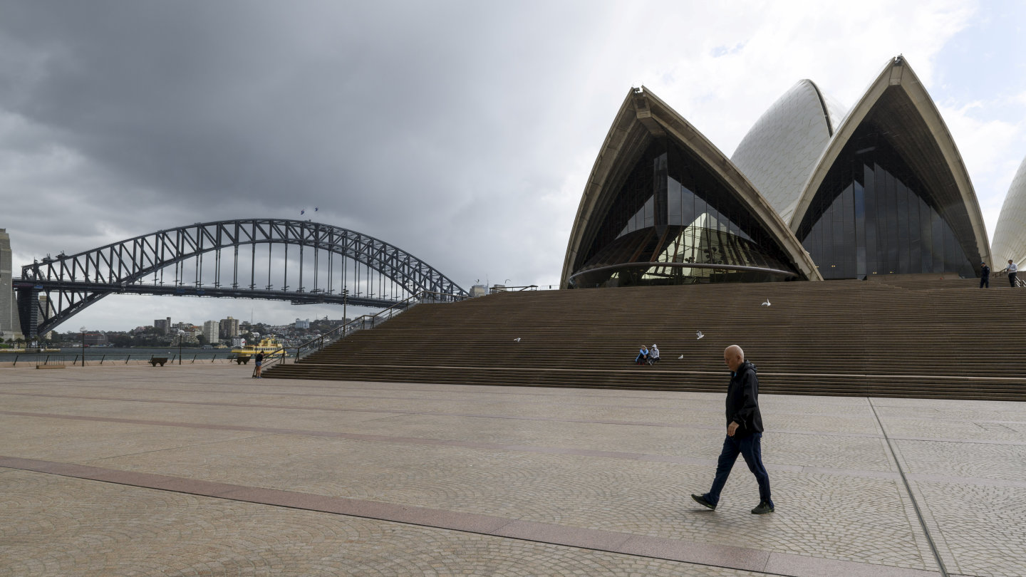 Travel bans and social distancing rules have drastically reduced footfalls at Australia's prime tourist destinations, and economists anticipate a telling effect of the drop in tourism on the economy.