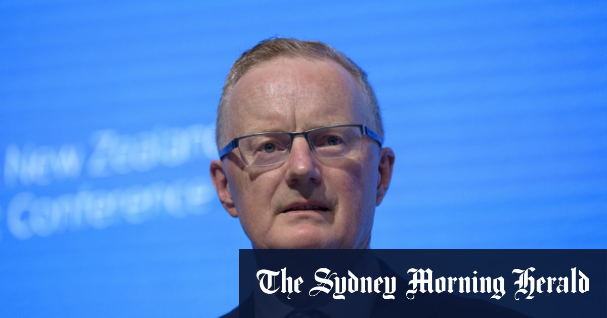 RBA governor says economic recovery needs risk-takers