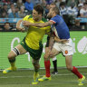 Below-best Aussie men rue World Cup sevens exit