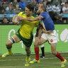 Below-best Aussie men rue World Cup sevens exit
