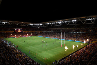 Suncorp Stadium will host Magic Round.