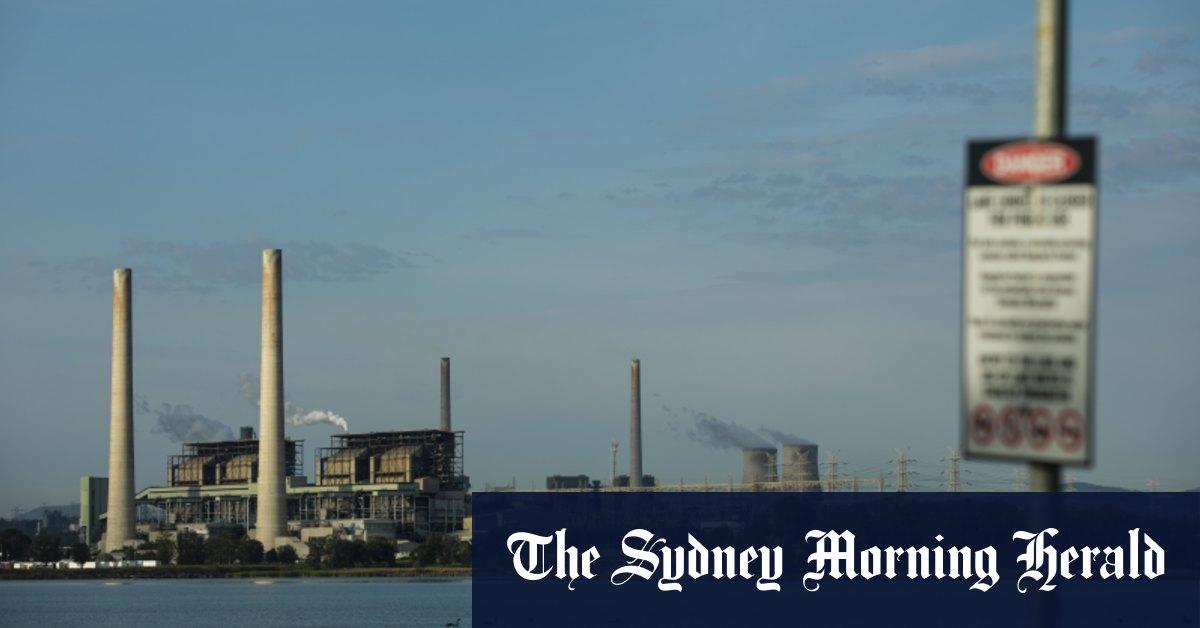 Worker injured in Liddell power plant failure triggering shortages – Sydney Morning Herald