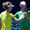 France out to spoil Australia's Fed Cup dream