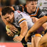 Isaako puts the boot in to Tigers as tryless Broncos kick home