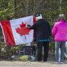 Canada's worst mass shooting erupted from gunman's assault on girlfriend