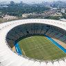 Iconic sports venues become part of frontline coronavirus response