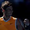 Fighting-fit Nadal blasts through to quarters