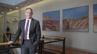 News Corp's Australian chairman Michael Miller.