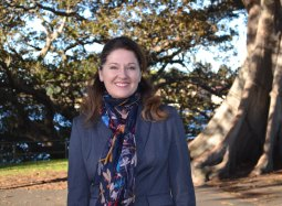 Denise Ora is the new executive director Botanic Gardens and Centennial Parklands.
