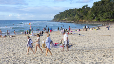 Southerners could find out if they will be let back into Queensland as early as Tuesday.