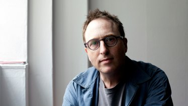 Jon Ronson explores the porn industry in a series of talks in Australia in April.