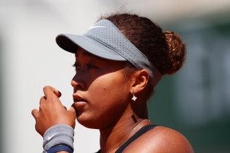 Naomi Osaka withdrew from Roland-Garros.