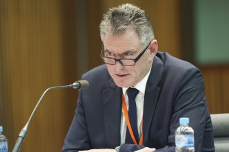 """NAB chief executive Ross McEwan: """"If we want to get out of this and get back to the freedoms that we used to have, let's get vaccinated."""""""