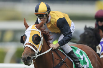 Star Of The Seas ran third in last month's Epsom at Randwick and is selected to win The Gong.