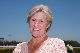Port Macquarie trainer Jenny Graham.