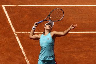 Ashleigh Barty's Roland-Garros triumph was a huge drought-breaker for Australian tennis.