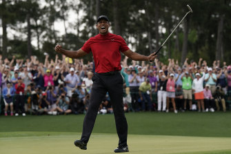 Tiger Woods won the 2019 US Masters after having a spinal fusion.