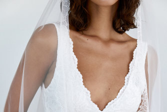 Gold Coast-based bridal brand Grace Loves Lace has attracted international attention for its laid-back approach using lightweight fabrics with no restrictive elements like zips and boning.