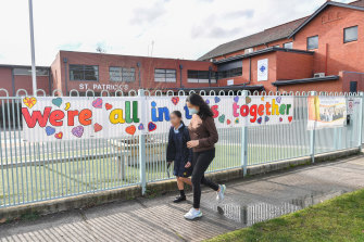 St Patrick's Primary in Murrumbeena has been closed after a positive case attended the school.