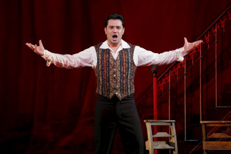 Pavarotti's protege Saimir Pirgu well and truly lives up to expectations as Faust.