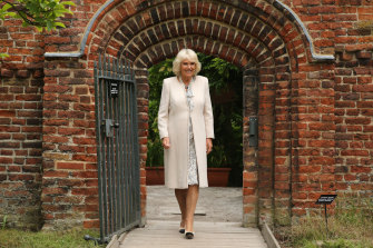 Camilla, Duchess of Cornwall in 2019.