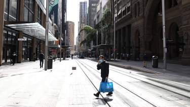Job losses across Sydney's inner city could last for up to a decade