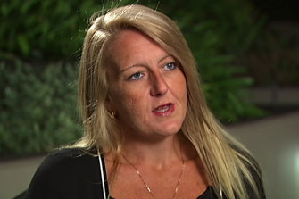Melbourne lawyer Nicola Gobbo, who has been revealed as Lawyer X.