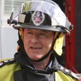 Greg Mullins as NSW Fire and Rescue Commissioner.