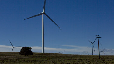 Investment in new renewable energy capacity has slowed down after a two-year boom.