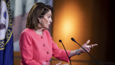 House Speaker Nancy Pelosi wants answers on Iran.