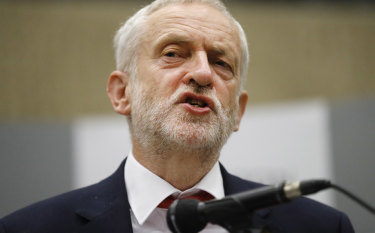 Jeremy Corbyn: anti-Semitic?