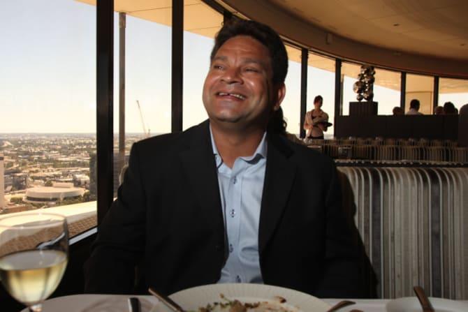Wayne Bergmann, KRED Enterprises CEO.