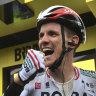 Konrad claims maiden Tour stage win as top guns keep powder dry