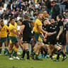 Progress? Wallabies were just beaten in a different way