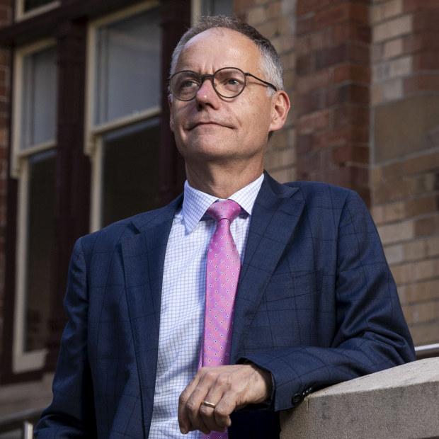 TAFE NSW managing director, Steffen Faurby