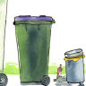 Wheelie? That's a bin? The question that lesser men are scared to ask
