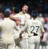 England thrash India to level series