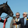 Flashback 2008: Bart Cummings wins his 12th, and final, Melbourne Cup