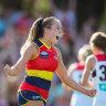 AFL juggernaut booming as league sinks cash into women's footy