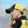 Perry makes bowling return in loss to New Zealand