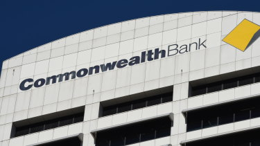 Commonwealth Bank shares have fallen from an all-time high of $106.57 last week.