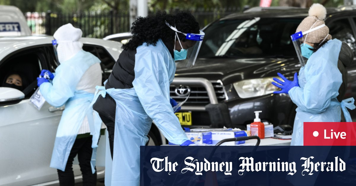 Australia COVID LIVE updates: Cases soar in NSW as Victoria braces for more Delta variant infections