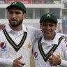 Pakistan rejoicing over home Test return