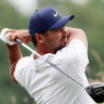 Jason Day plays solo round at Travelers Championships after COVID-19 test