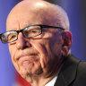 News Corp chairman Rupert Murdoch.