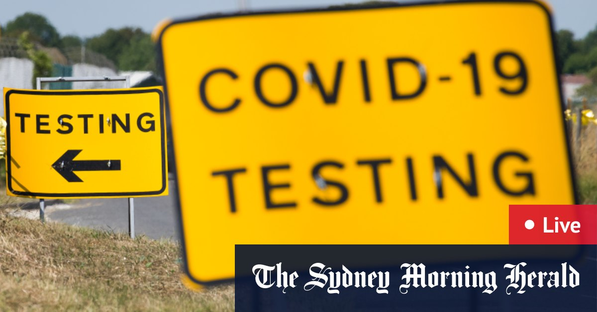 Coronavirus updates LIVE: Victoria records 51 new COVID-19 cases as Queensland Premier lashes Scott Morrison for border intervention; Australian death toll jumps to 788 – The Sydney Morning Herald