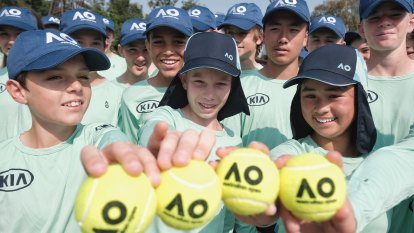 'Up to the fans' on how to react to Margaret Court at Australian Open: Tiley